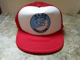 H.A.R.M. AGM-88A Missile Baseball Style Cap - US Navy US Air Force Hat - $6.53