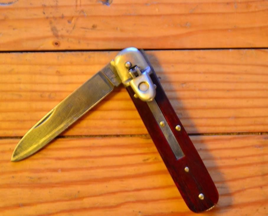 Automatic Knife for sale. Boker #712   ON SALE