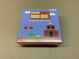 New Super Mario Bros Power Up Card Game USAopoly - Family Game Token Blo... - $17.06