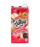 Fruitopia Strawberry Passion Awareness 6 x 1L cartons Canada  - $69.99