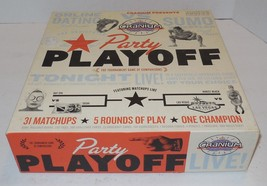 Party Playoff Game by Cranium 2008 edition 100% Complete - $23.38