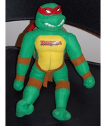 "2008 Mirage Studios Teenage Mutant Ninja Turtles Raphael 15 "" Stuffed Toy - $19.99"