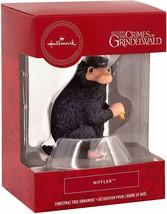 Hallmark Christmas Ornament Fantastic Beasts The Crimes on Grindwald Nif... - $12.65