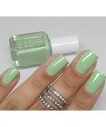 Essie GOING GURU Light Pale Mint Green Creme Nail Polish Lacquer .46oz 9... - $6.56