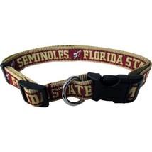 Florida State Seminoles Dog Collar NCAA Pet Gear - $14.75