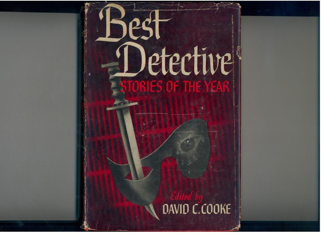 Primary image for BEST DETECTIVE STORIES OF  YEAR--1946--1st of series--SCARCE