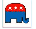 Patriotic elephant thumb155 crop