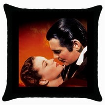 Throw Pillow Case Decorative Cushion Cover Gone With The Wind Gift - $16.99