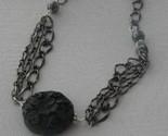 Carved black cinnabar bracelet 1 thumb155 crop