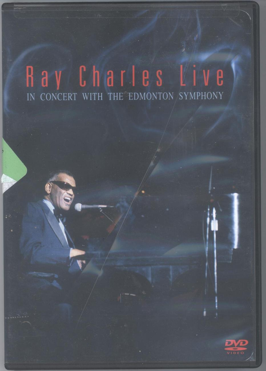 Ray charles live dvd