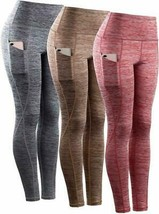 Neleus Womens Yoga Pant Running Workout Leggings with Pocket Tummy Contr... - $39.59+