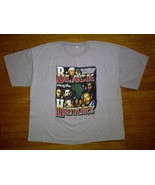 Black History Hip Hop Urban Light Gray Grey RARE Tee T-Shirt 4xl XXXXL 4... - $9.99