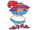 Red purple hat ragdoll thumb155 crop