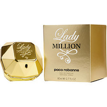 Paco Rabanne Lady Million By Paco Rabanne Eau De Parfum Spray 2.7 Oz - $91.00