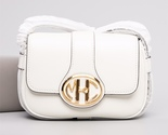 Michael Kors Collection Monogramme Small Leather Shoulder Bag - $26.166,90 MXN