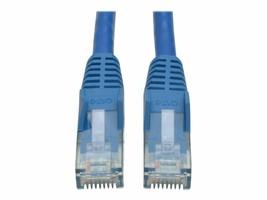 50 Pack 1ft Cat6, Tripp Lite Gigabit Snagless Molded Patch Cables RJ45 M/M Blue - $87.99