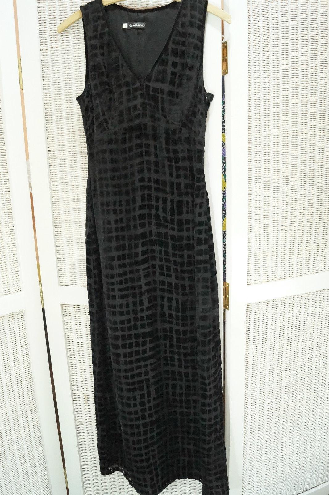 ebf0bc21bc CACHAREL Vintage Maxi Dress 32