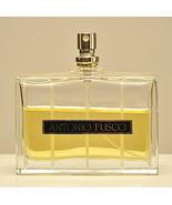 Antonio Fusco Uomo Edt 100ml 3.4 Fl. Oz. Spray Men Rare Vintage 2005  - $119.00