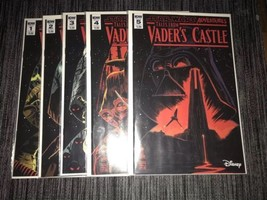 STAR WARS TALES FROM VADER'S CASTLE #1 - #5 SET - $24.25
