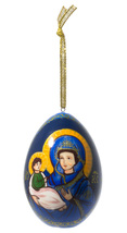 """Madonna and Child Ornament - 2.5"""" - $16.00"""