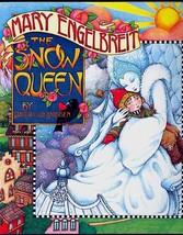 The Snow Queen MARY ENGELBREIT 1st Edition SIGNED HC/DJ Fine1993 Beautif... - $50.00