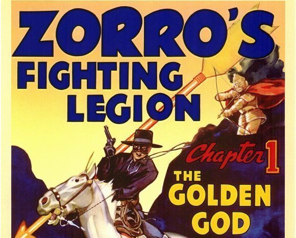 ZORRO'S FIGHTING LEGION, 12 CHAPTER SERIAL, 1939