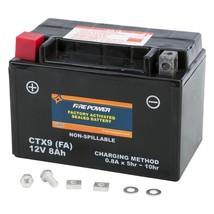YTX5L-BS Sealed AGM Factory Activated Battery '03-05 KAWASAKI KFX80 >KSF... - $43.95