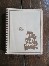 'The Real Book' music fake book - $14.50