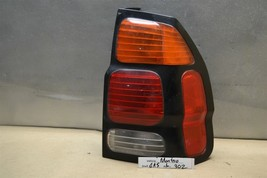 2000-2004 Mitsubishi Montero Sport Right Pass OEM tail light 02 4K5 - $44.54