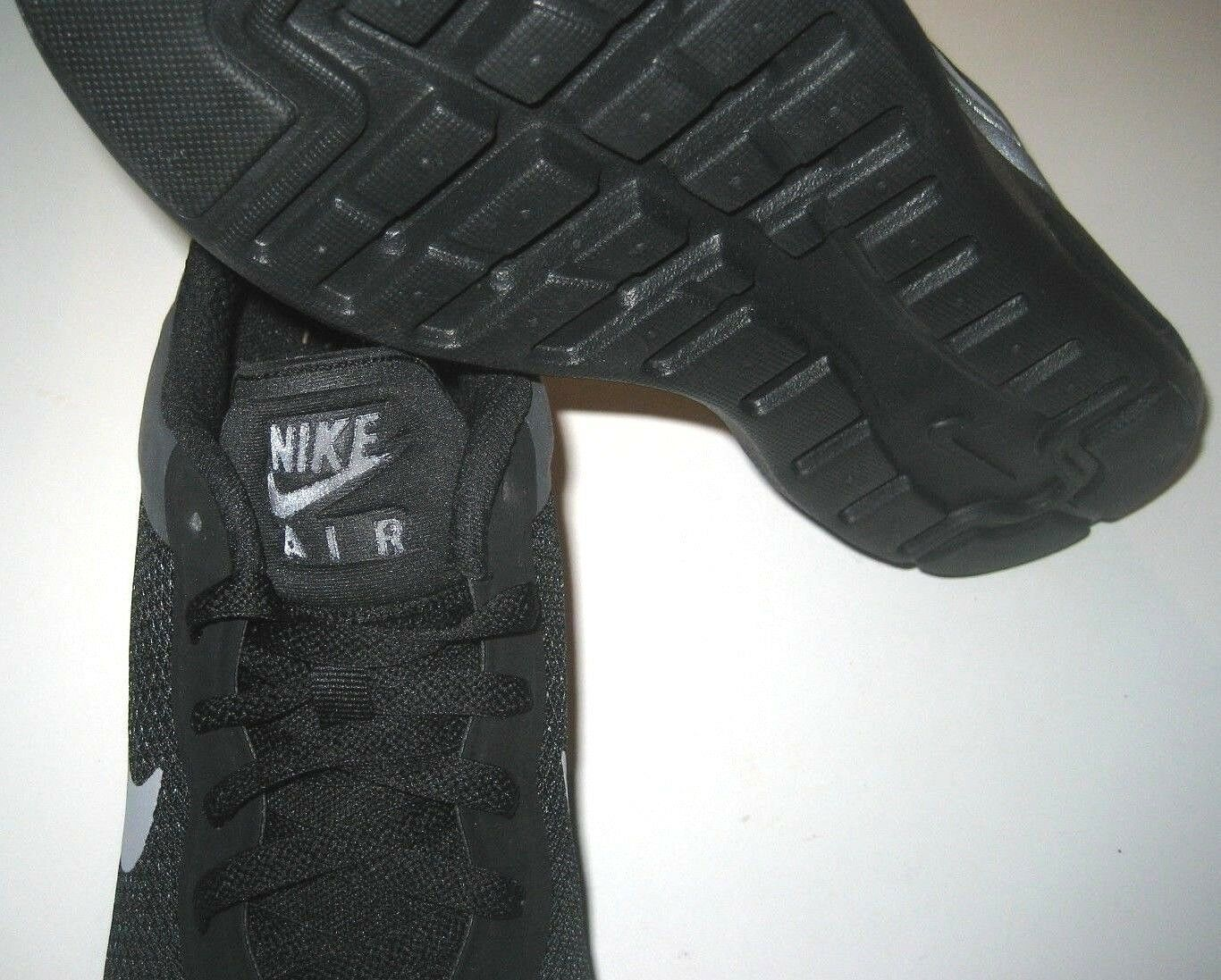 Nike Mens Air Max Modern SE Running Shoes 844876 003 Black Pure Platinum New