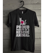 Parent of rescue animal Men's T-Shirt - Custom (3980) - $19.12 - $21.82