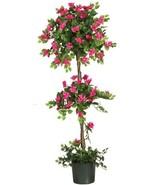 Nearly Natural 5228 Mini Bougainvillea Topiary Beauty, 5-Feet - €171,31 EUR