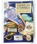 Vintage Americano Automobilia un Illustrated History Precio Guía Rústica... - $14.85