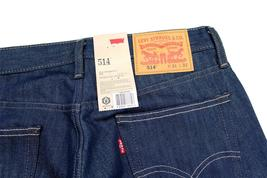 NEW NWT LEVI'S STRAUSS 514 MEN'S ORIGINAL SLIM FIT STRAIGHT LEG JEANS 514-0332 image 5