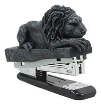 Ebros Gothic Resting Lion Gargoyle Stapler Office Desktop Accessory Tote... - €20,38 EUR