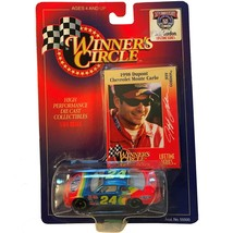 Winner's Circle NASCAR 1998 Jeff Gordon #24 Chevy Monte Carlo Stock Car Series - $11.99