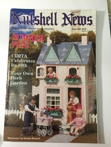 NUTSHELL NEWS Magazine - 1990 Issues  -these are OUT of Print - $2.89