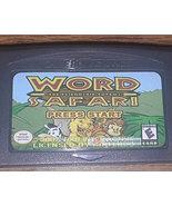 Word Safari English Custom Game Boy Advance GBA - $11.75