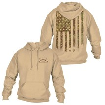New GRUNT STYLE WOODLAND CAMO HOODIE HOODY   LICENSED GRUNT STYLE - $62.95+