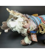 """Disney Store 18"""" Sven Reindeer Moose From Frozen Plush Soft Toy Authenti... - $44.55"""