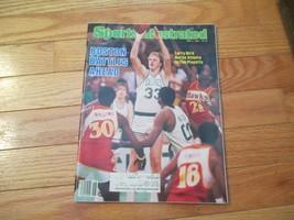 Sports Illustrated Magazine Larry Bird Boston Celtics 1983 - $12.99