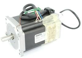 ADVANCED MICRO CONTROLS SM34-1100DE STEPPER MOTOR W/ ENC34-1000 (REPAIRED)