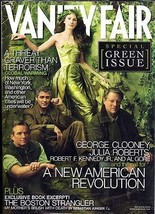 VANITY FAIR MAGAZINE MAY 2006 Green issue Clooney Gore Roberts Mint in Package!! - $28.90
