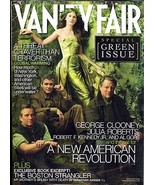 VANITY FAIR MAGAZINE MAY 2006 Green issue Cloon... - $28.90
