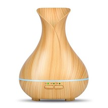 OliveTech Essential Aromatherapy Ultrasonic Humidifier - $30.36