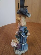 Boyds Bear Folkstone Collection 1998 #2875 Poodle Dogs Handmade China image 6