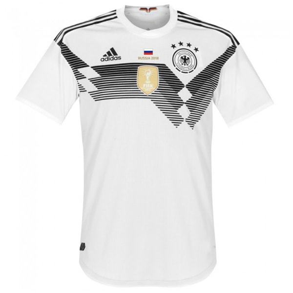 cheap for discount 8c9c7 c847f 2018 men germany home white jersey