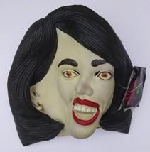 Adult Deluxe Monica Lewinsky Clinton Mask Halloween Costume Mask  - $25.02