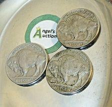 Buffalo Nickel 1935, 1936 and 1937  AA20BN-CN6089 image 3