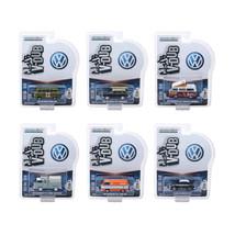 Greenlight Vee V-Dub Series 8, Set of 6 Cars 1/64 Diecast Model Cars by ... - $54.68
